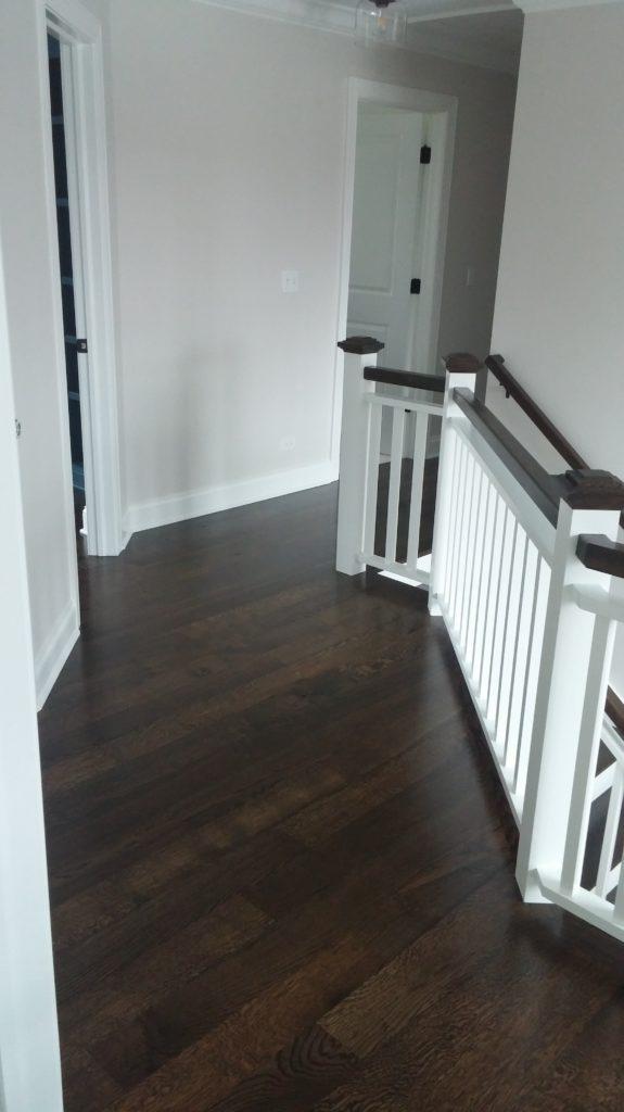 Dustless floor refinishing